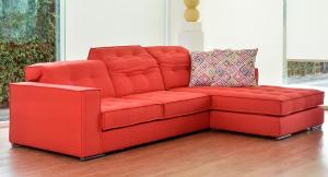 Καναπές γωνία με ανάκληση